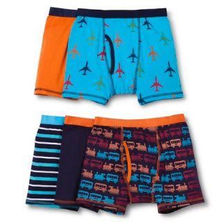 Boys 5 pack Boxer Brief Underwear
