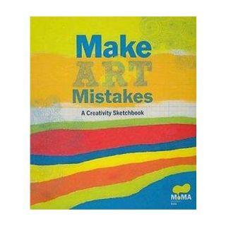 Make Art Make Mistakes (Notebook / blank book)