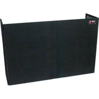 Odyssey Innovative Designs CF6048 Carpeted Folding DJ CF6048