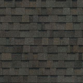 Owens Corning Oakridge 32.8 sq ft Artisan Peppermill Gray Laminated Architectural Roof Shingles