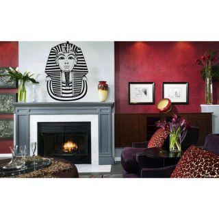 Egyptian Pharaoh Black Vinyl Sticker Wall Art   17426574