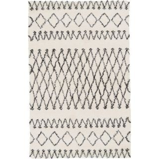 Hand Woven Kira Geometric New Zealand Wool Rug (8 x 10)