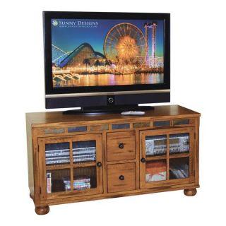 Sunny Designs Sedona 52 TV Console
