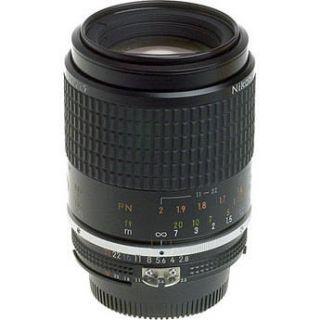 Used Nikon  Micro NIKKOR 105mm f/2.8 Lens 1455