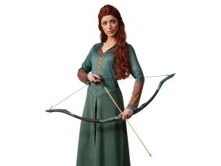 Desolation Of Smaug Hobbit Tauriel Adult Costume Medium