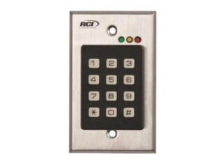 Rutherford Controls RCI 9212i Interior Use Stand Alone Keypad