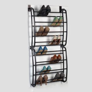 24 Pair Over the Door Shoe Rack by Richards Homewares