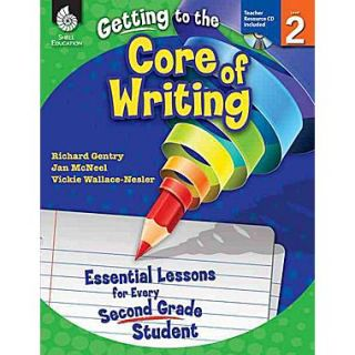 Essential Lessons  Richard Gentry And Jan McNeel And Vickie Wallace Nesler Second Grade