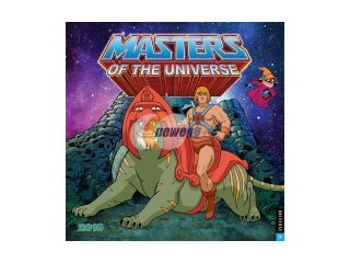 He man and the Masters of the Universe 2016 Calendar WAL