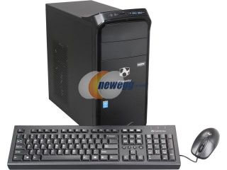 Gateway Desktop PC DX4885 UR21 Intel Core i5 4430 (3.00 GHz) 8 GB DDR3 1 TB HDD Intel HD Graphics Windows 8
