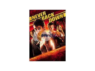 Never Back Down Sean Faris, Djimon Hounsou, Cam Gigandet, Amber Heard, Evan Peters, Wyatt Smith, Leslie Hope, Lauren Leech, Tilky Jones