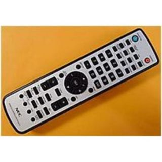 NEC RU M117 Remote Control for P401 LCD TV   2 x AA Batteries (Refurbished)