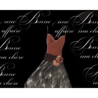 Robe de Soiree de Sienna Poster Print (10 x 8)