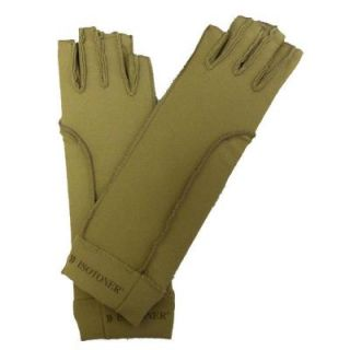 Totes Isotoner Therapeutic Open Finger Gloves in Medium ISOF MD
