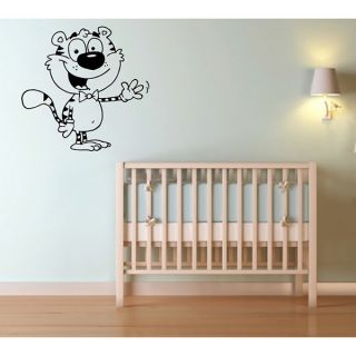 Cartoon Tiger Vinyl Wall Decal   15825970   Shopping