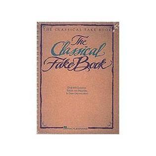 Hal Leonard Hal Leonard Classical Fake Book   TVs & Electronics