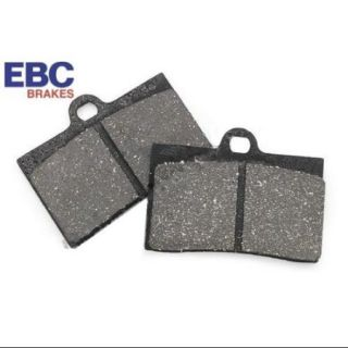 EBC Organic Brake Pads Front (2 sets required) Fits 90 93 Ducati Paso 907 IE
