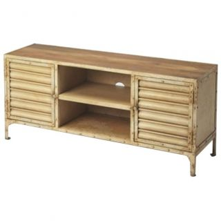 Butler 6113330 Penner Entertainmaent Console in Industrial Chic