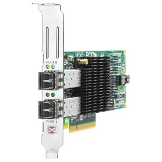 HP 82E 8Gb 2 port PCIe Fibre Channel Host Bus Adapter   14899818