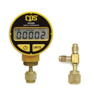 CPS Products Thermistor Vaccum Gauge/Digital Lcd