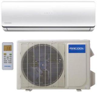 MRCOOL Oasis Hyper Heat 18,000 BTU 1.5 Ton Ductless Mini Split Air Conditioner and Heat Pump   230V/60Hz O HH 18 HP 230