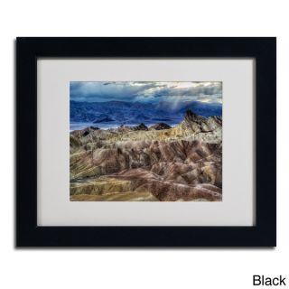 Pierre Leclerc Death Valley Framed Matted Art   15583695