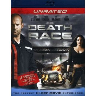 Death Race (Unrated) (Blu ray) (Widescreen)