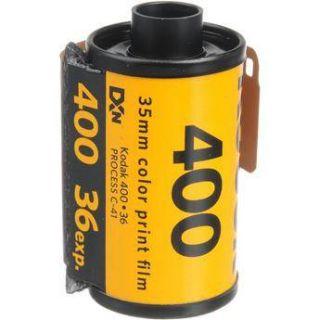 Kodak GC/UltraMax 400 Color Negative Film 6034060