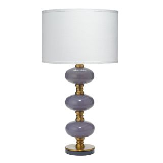 Stockholm 27.75 H Table Lamp with Drum Shade by Jamie Young Company