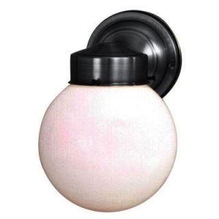 Sunset Pierce 1 Light Black Outdoor Wall Lantern F4601 31