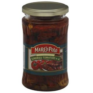 Marco Polo Sundried Tomatoes in Oil, 11.7 oz, (Pack of 12)