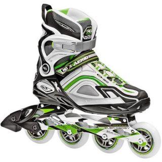 Roller Derby Skate Corp AERIO Q 90 Inline Women's Skates, Green