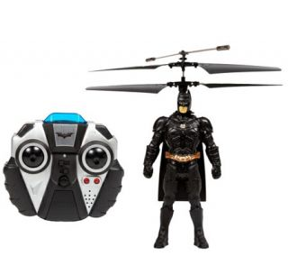 World Tech Toys Remote Control Batman Helicopter —