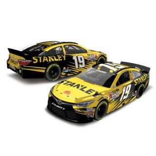 Action Racing Carl Edwards 2016 #19 Stanley 1:24 Platinum Die Cast Toyota Camry