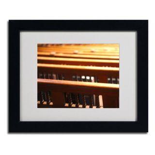 CATeyes Trinity Church 2 Framed Matted Art   15479100