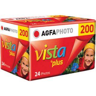 AgfaPhoto Vista plus 200 Color Negative Film 1175206