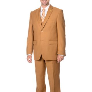 Falcone Mens 3 piece Vested Suit Discounts