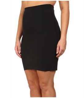 Yummie by Heather Thomson Plus Size Yulia Skirt Slip Black