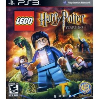 Lego Harry Potter: Years 5 7 (PS3)