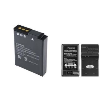 Insten EN EL12 Battery + Home/Car Charger For Nikon CoolPix S8000 S800c S8100 S6000 S6100 S6300 S9100 S9200 S9300 AW100