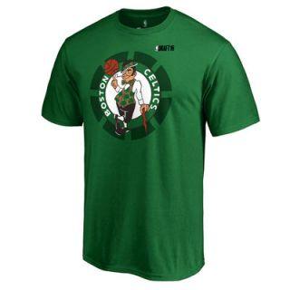 Boston Celtics 2016 NBA Draft T Shirt   Kelly Green