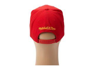 Mitchell Ness Nba Current Logo Snapback Houston Rockets Houston Rockets