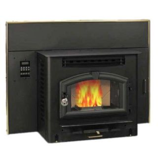 US Stove 2,000 sq. ft. Multi Fuel Fireplace Insert 6041I