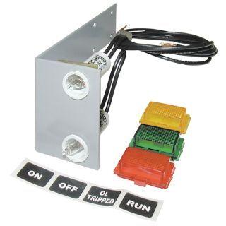 SIEMENS Rojo, Piloto verde y ámbar, NEMA Clasificación: 1, Para usar con recintos con elevador de tapas   44F395|49SBLBF   Grainger