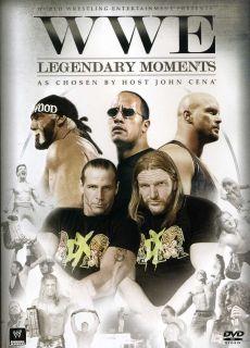 WWE Legendary Moments: As Chosen By John Cena   13865417