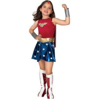 Rubie's Costumes Deluxe Wonder Woman Child Costume R882312_M