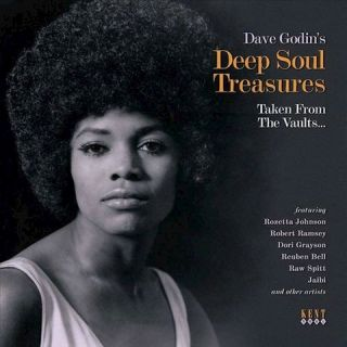 Dave Godins Deep Soul Treasures: Taken From the Vaults