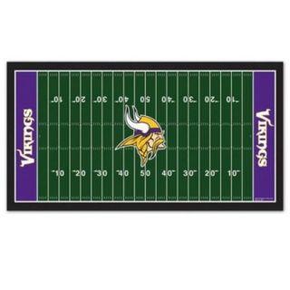 Wincraft WN 8300713 Minnesota Vikings Runner Mat