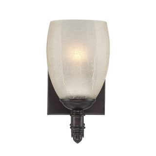 Duvall 1 Light Wall Sconce by Savoy House