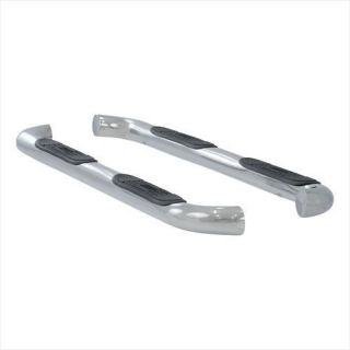Aries Offroad   Aries Offroad 3 inch Round Side Bars, Cab Length 200101 2